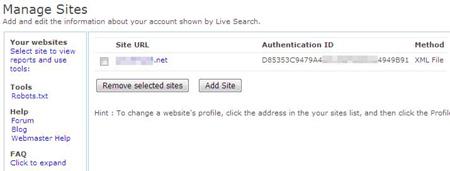 Live Search Webmaster Center_09.JPG